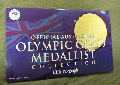#t19. Sydney 2000 Olympic Gold Medallist Medal Collection