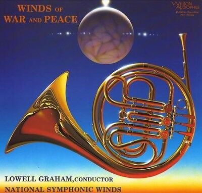 Lowell Graham & National Symphonic Winds - Winds Of War And Peace VINYL LP APC88