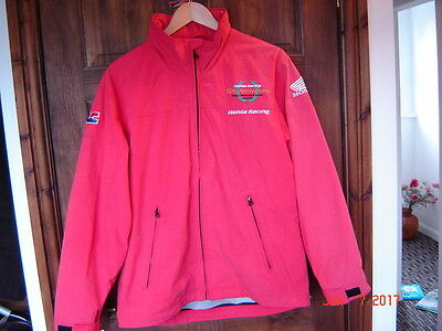 Genuine Honda Racing HRC 50th Anniversary coat size medium