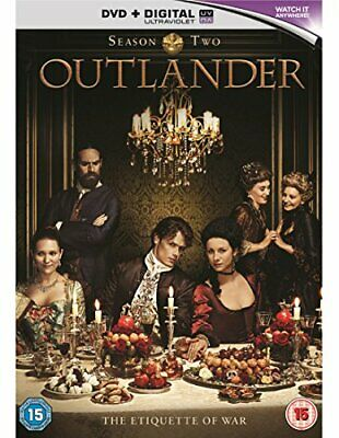 Outlander: Complete Season 2 [DVD] - DVD  G4VG The Cheap Fast Free Post