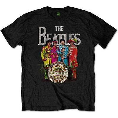 The Beatles - SGT Pepper T-Shirt - New & Official in bag