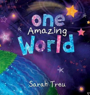 One Amazing World by Treu Sarah (English) Hardcover Book Free Shipping!
