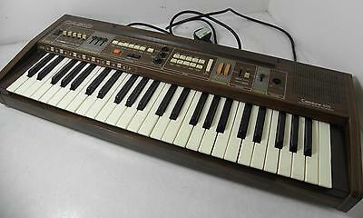 Vintage Casio Ct 405 Casiotone Analog Synthesizer: parts/ repair