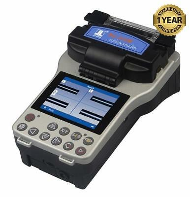 Jilong KL-510E SM MM Core Alignment Fiber Fusion Splicer w/ Cleaver KL-510
