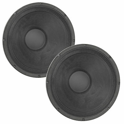 """Eminence SIGMA PRO 18A 18/"""" Bass Woofer 1300W PA Vented Enclosure Replacement"""
