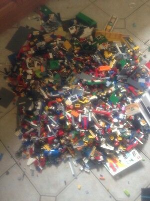 Lego Mixed Lot Of 15kg 15 Kg