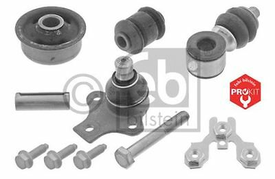 New Febi Bilstein Oe Quality - Front - Mounting Kit Control Lever - 07860