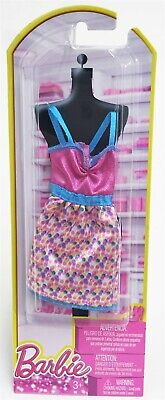 Mattel BCN47 Barbie Single Fashion Outfit for Doll - PINK BLUE