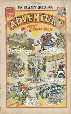 Adventure   Comic   No 1144  20th October   1945
