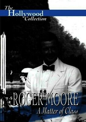Hollywood Collection: Roger Moore a Matter Class [New DVD]