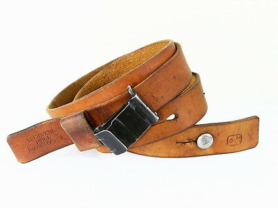 Swiss Schmidt Rubin K31 Leather Sling Rich Color 1938