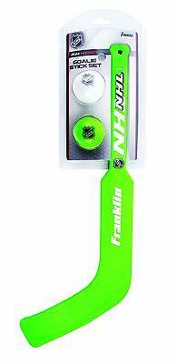 Franklin Sports Indoor Outdoor Mini Hockey Goalie Stick And Ball Set Assorted