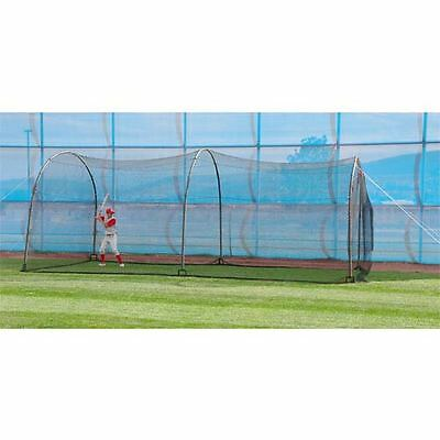Heater Home Batting Cage 24' X 12' X 10'
