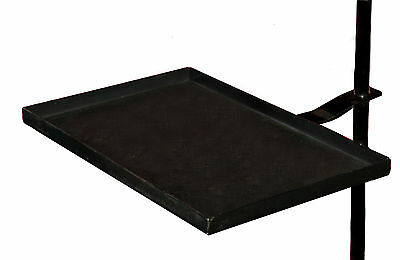 450mm x 300mm BBQ/Grill plate for Hillbilly CookStand, 19mm pole mount