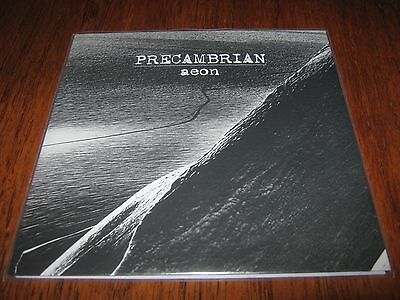 "PRECAMBRIAN ""Aeon"" 7""  drudkh hate forest"