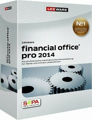 Lexware Financial Office Pro 2014 (Version 14.00)