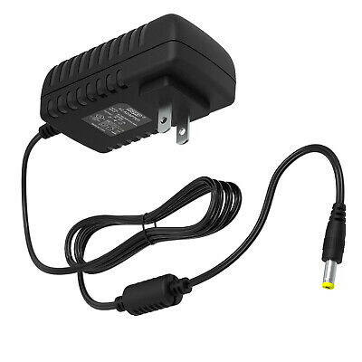 HQRP AC Adapter Power Supply for DYMO LM-160 LM-220P LM-210D LM-500TS