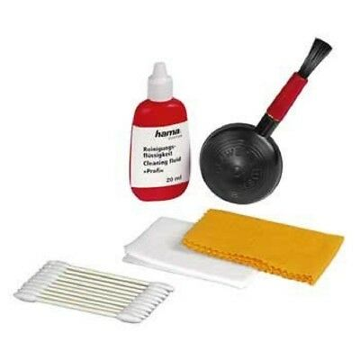 Hama 5 in 1 Professional  Lens Cleaning Kit Cleaner for DSLR Nikon Canon Camera