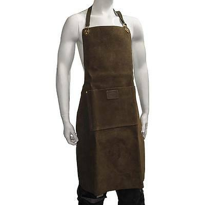 Leather Personalised Carpenters Apron - 36 Inch - Connell of Sheffield