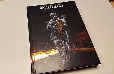 BATTLEFIELD 3 COLLECTORS EDITION Official Game Strategy Guide