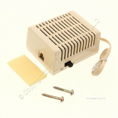 Telephone Extension Ringer for Remote Locations ON/OFF Newstyle RJ-11 Ace 34063