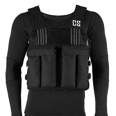 [RECONDITIONNÉ] GILET LESTÉ CAPITAL SPORTS Monstervest NYLON POIDS TOTAL 5KG