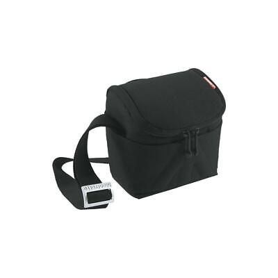 Manfrotto Amica 20 Shoulder Bag for Mirrorless and Compact DSLR Cameras, Black