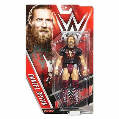 Wwe Wwf Mattel Series 66 Daniel Bryan Wrestling Action Figure New Boxed!!!!!