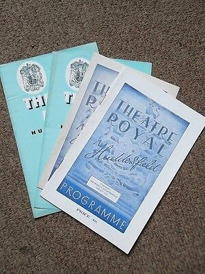 HUDDERSFIELD THEATRE ROYAL Programmes 1950's  West Yorkshire Theatres HIstory