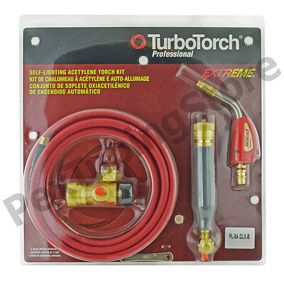 TurboTorch 0386-0835 PL-8ADLX-B Torch Swirl Kit, Air Acetylene, Self Lighting