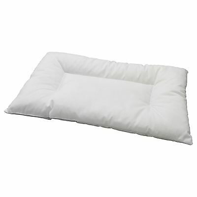 IKEA LEN Baby Child's Pillow for Cot or Bed White