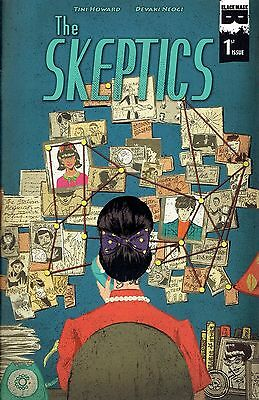 The Skeptics #1 - Cover A - Black Mask
