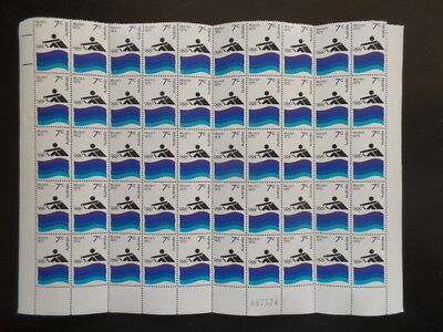 Australia / AAT MNH Sheet, Part Sheets, Blocks ( Minor Tone Spots ) CV $115+