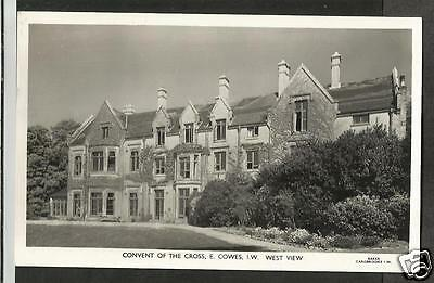 HKE Early Postcard, Convent of the Cross, East Cowes, Isle of Wight