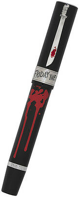 Think Pens Limited Edition Rollerball Pen - Friday the 13th