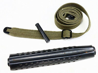 M1 Carbine Metal Ventilated Hand Guard and Sling Reproduction