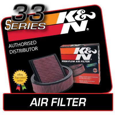 33-2804 K&N AIR FILTER fits FORD FIESTA MK4 ZETEC-S 1.6 1999-2002