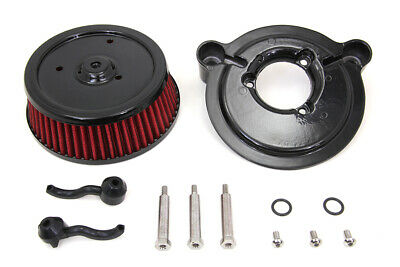 Air Cleaner and Backing Plate,for Harley Davidson motorcycles,by V-Twin