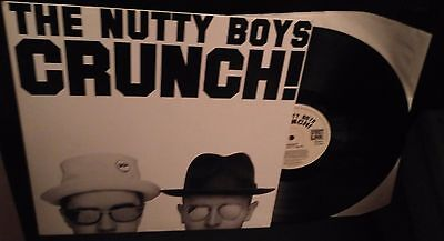 The Nutty Boys / Madness / Suggs - Crunch UK RELEASE VINYL L.P. - VERY VERY RARE