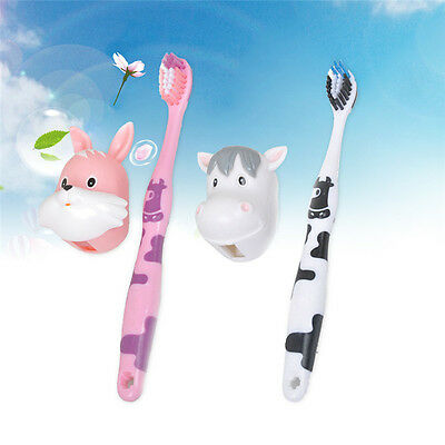 Toothbrush Children's Super Soft kids first tooth brush +Sucker Protective Cover