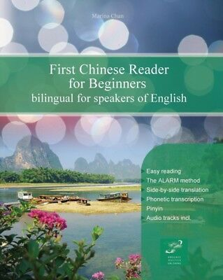 FIRST CHINESE READER FOR BEGINNERS: BILI, Chan, Marina, 978836524...