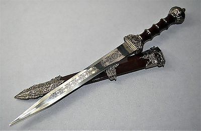 Roman Gladius Short Sword Julius Caesar Gladiator Mini