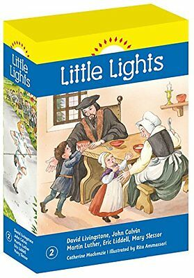 Little Lights Box Set 2 New Paperback Book Catherine MacKenzie