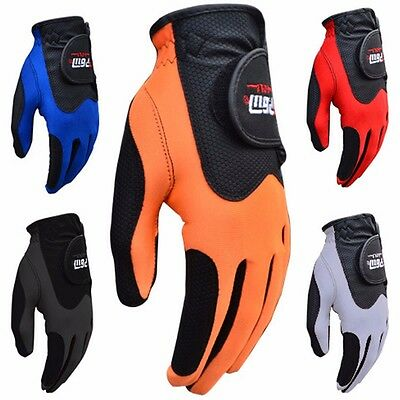 Men's Golf Glove Left Hand (for right handed golfers) - Pick Your Size & Color
