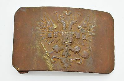 WW1 Russian Imperial infantry Belt Buckle