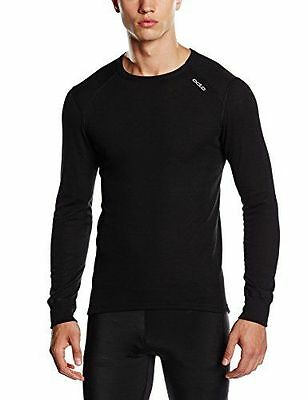 Odlo - Originals Warm T-Shirt chaud [152022] [Noir] [Taille Fabricant : S] NEUF