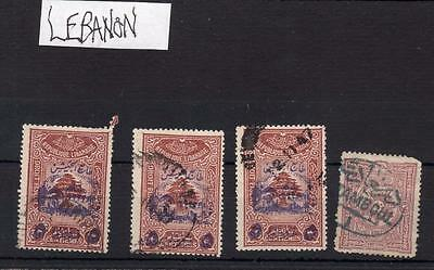 Collection Of Lebanon Revenues / Fiscals