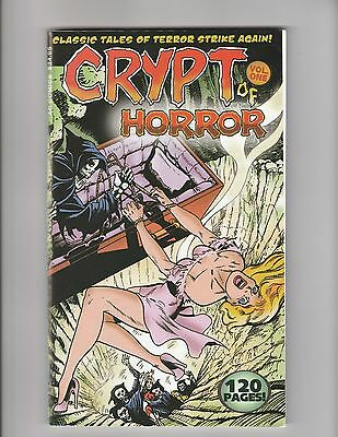 Crypt of Horror #1 Pre-Code Golden Age Sekowsky Wood and more AC Comics