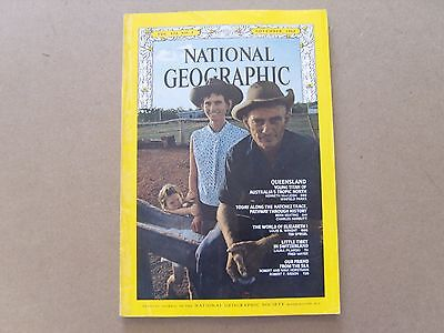 National Geographic Magazine - November 1968 - See Images For Contents