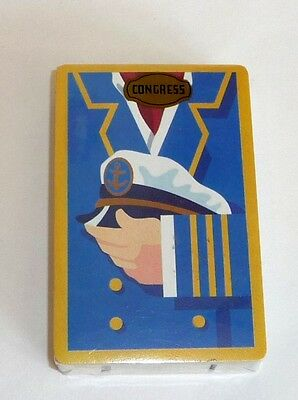 Very Old, Sealed Deck of Coast Guard  Playing Cards .Congress Designer Series